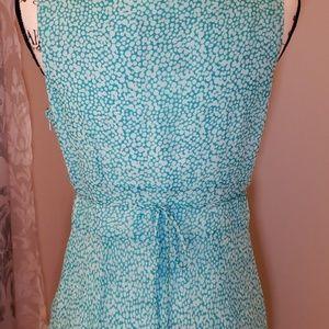 Ann Taylor Dresses - Ann Taylor Teal Dress Size 6